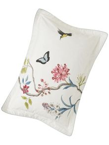 Clementine pillow case oxford duck egg