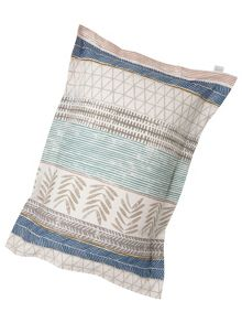 Scion Raita stripe pillow case oxford