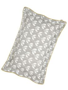 Scion Snow drop pillow case oxford parchment