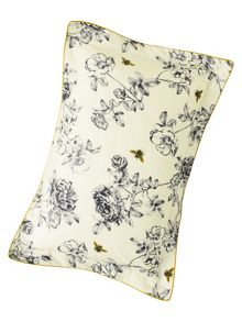 Joules Imogen pillow case oxford cream