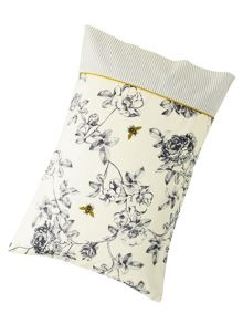 Joules Imogen pillow case housewife cream