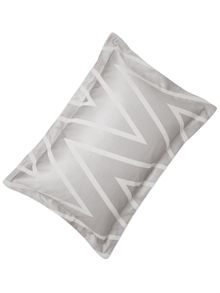 Harlequin Moriko pillow case oxford moonstone