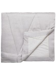 Moriko throw 220x260cms moonstone