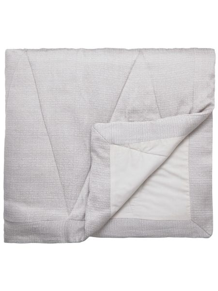 Harlequin Moriko throw 220x260cms moonstone