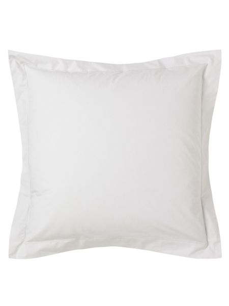 Fable Fable square oxford pillowcase silver