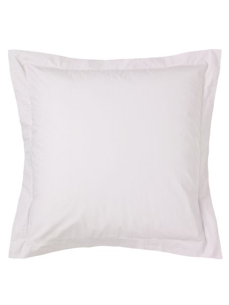Fable Fable square oxford pillowcase amethyst