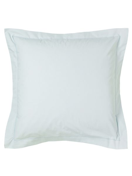 Fable Fable square oxford pillowcase duck egg