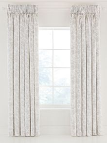 Orlantha lined curtains 90x90 linen