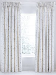 Kassia lined curtains 90x90 duck egg