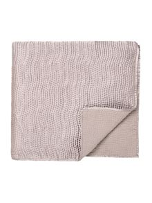 Fable Riviera throw 170x220cm amethyst