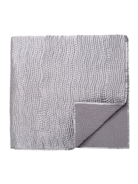 Fable Riviera throw 170x220cm silver