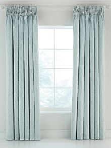 Fable Callista lined curtains 90x90 duck egg