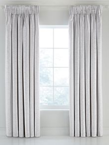 Fable Beaumont lined curtains 66x72 silver