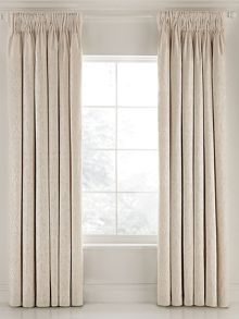 Fable Saverne lined curtains 90x90 soft gold