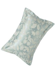 Bird blossom pillowcase oxford sky