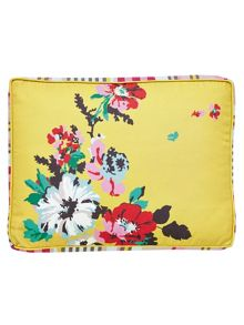 Joules Devito floral cushions 30 x 40cm yellow