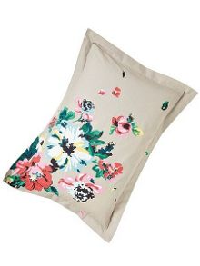 Joules Devito floral pillowcase oxford