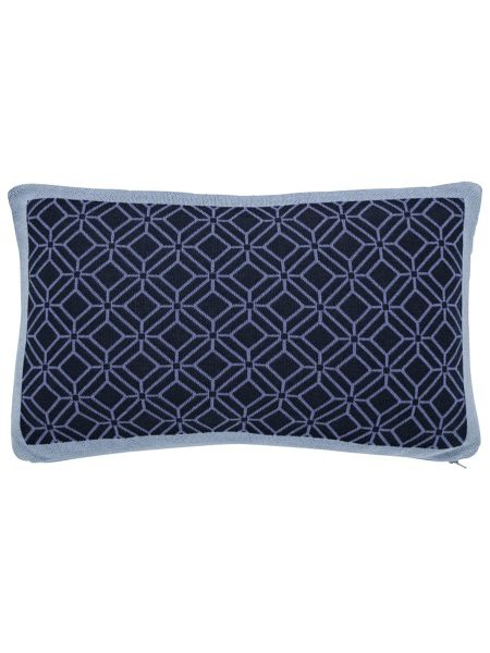 Sanderson Willow tree cushion 50x30cm blue