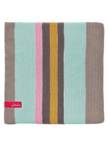 Multi stripe blanket 140x200 country colour