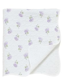 Georgie throw 230x265cm lavender