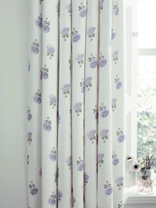 Georgie curtains 66x72 in lavender