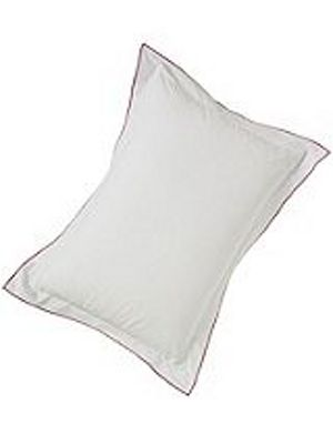 Harlequin Paradise embroidered oxford pillowcase