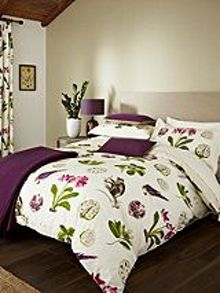 Sanderson Capuchins oxford pillowcase