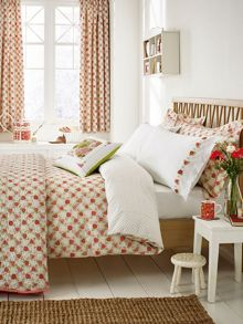 Julie Dodsworth Rose cottage duvet cover set