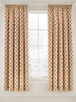 Rose cottage curtain 66x72