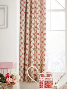 Julie Dodsworth Rose cottage curtain 66x72
