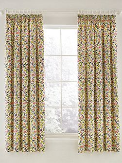 Time to nest curtain 66x72