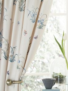 Butterfly garden curtains 66x72