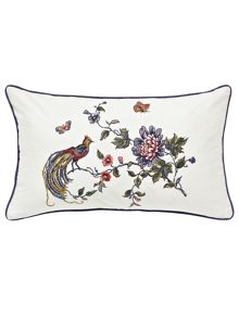 V&A Birds of paradise cushions 30x50cm
