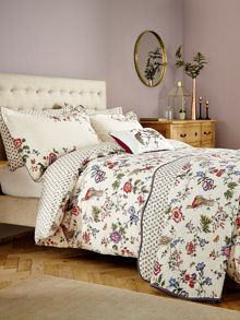 V&A Birds of paradise duvet cover set