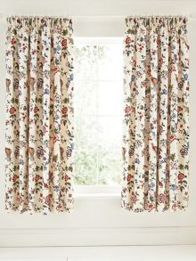Birds of paradise curtains 66x72