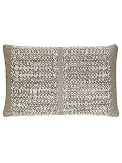 Florence cushion 30x50cm pebble