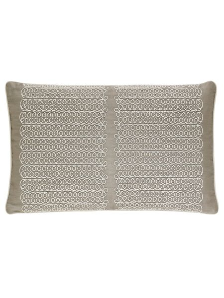 Harlequin Florence cushion 30x50cm pebble