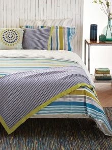 Harlequin Bahia throw 140x200cm zest