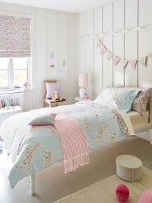 Sanderson Little Sanderson Pretty ponies duvet cover set