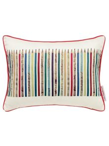 Sanderson Little Sanderson Treasure map cushions multi