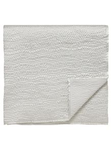 Fable Riviera throw 170x220cm white