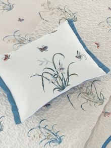 Butterfly garden cushion 30x40cm