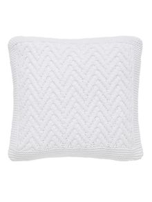 Larra cushion 40x40cm white