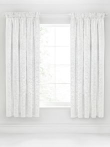 Anna curtain 66x72 white