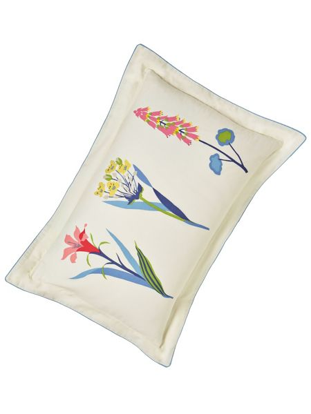 Sanderson Floral bazzar oxford pillowcase