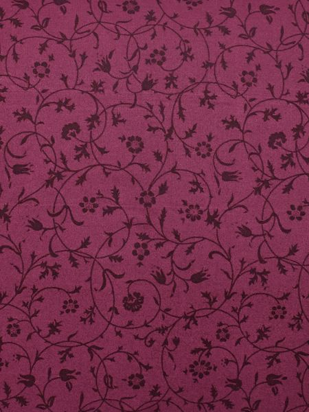 Morris & Co Pimpernel housewife pillowcase