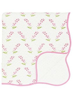 Alice throw 230x265cm pink
