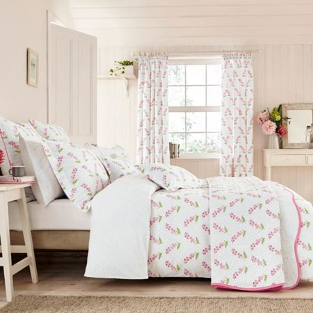 Helena Springfield Alice throw 230x265cm pink