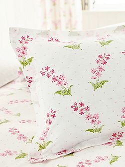 Alice breakfast cushion pink