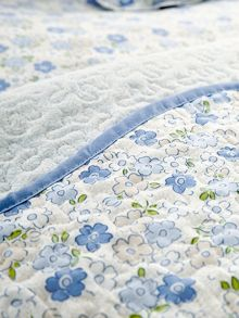 Helena Springfield Molly throw 230x265cm blue
